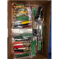 2 boxes - pen collection