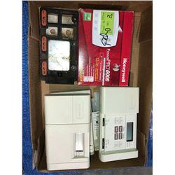 Various thermostats unused