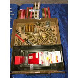 Large lot of ammunition, Winchester, Remington, 30/30, 6mm, 30-06