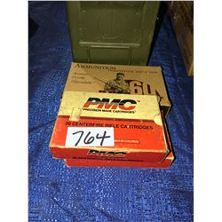 Large lot of ammo, 30-06, 6mm