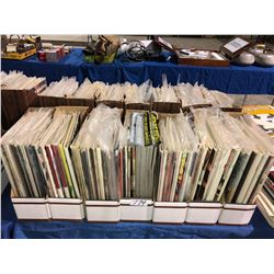 Over 300 vintage playboy magazines from 70s, 80s, 90s & 2000s, includes several collector issues, mo