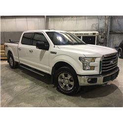 2017 F150 XTR 4x4, 112,000 klms, company truck well maintained, fully loaded, Sask Unit