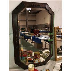Beautiful oak mirror