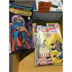 "12 ""Rare"" comics including DC Superman, x-Factor, must be viewed"