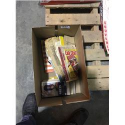 Collectible Western comics, all books on pallet