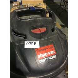 Contractor shopvac
