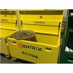 Centrix mobile locking job site tool box HD