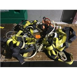 Approx 4 MSA safety harnesses