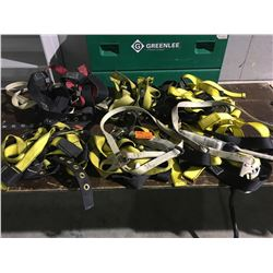 Approx 6 MSA safety harnesses