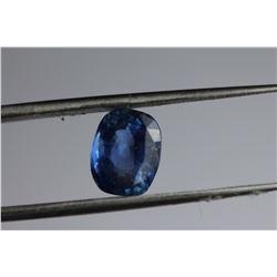 Natural Blue Sapphire 2.36 Cts - no Treatment