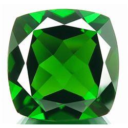 Natural Green Chrome Diopside 3.27 Carats - VVS