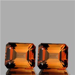 Natural AAA Champagne Imperial Topaz 11x9 MM - FL