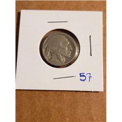 Buffalo Nickel No Date