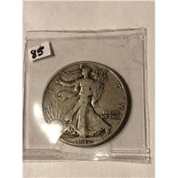 1942 P Silver Walking Liberty Half Dollar Nice Early Silver US Coin