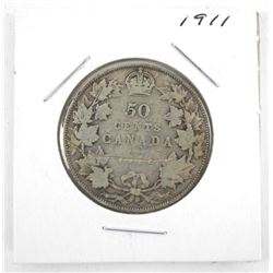 1911 George Silver 50 Cent