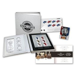 NHL Collector's Album Original Six (SXR)