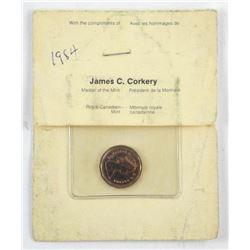 1984 Penny - James C. Corkey RCM - Master