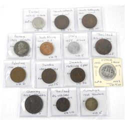 Lot World Coins Mixed CAT 460.00