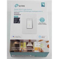 TP Link - Smart Wifi Light Switch Dimmer (IR)