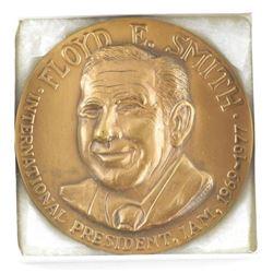 Floyd Smith - Presidential Medal