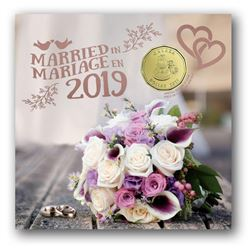 RCM 2019 - Special Issue Coin Set ' Marriage'