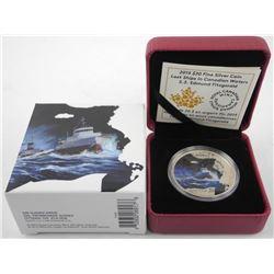 9999 Fine Silver $20.00 Coin 'S.S Edmund Fitzgeral