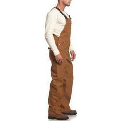 Carhartt Men's Duck Bib Overall Unlined R01-Carhar