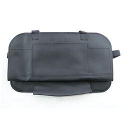 PALMOO Pu Leather Car Seat Back Organizer and iPad