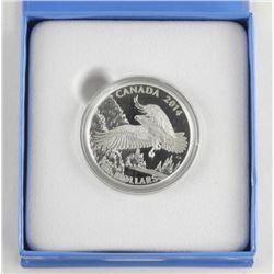 2014 .9999 Fine Silver $100.00 Coin 'Eagle'
