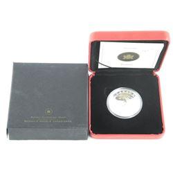 2004 .9999 Fine Silver $20.00 Coin : NWT 'Diamonds