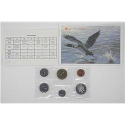 1867-1992 UNC Coinage Canada