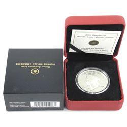 RCM 'Queen Victoria' .9999 Fine Silver $15.00 Doll