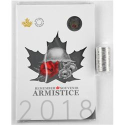 ORIGINAL MINT ROLL 2018 'ARMISTICE' Special Issue