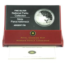 .9999 Fine Silver $20.00 Coin 'National Parks' LE/