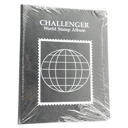 Challenger World Stamp Album