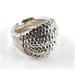 Estate 925 Silver Ring