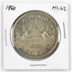 1960 Canada Silver MS62