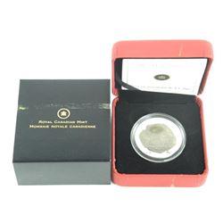 2007 .9999 Fine Silver $4.00 Coin 'Dinosaur' SOLD