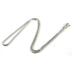 925 Sterling Silver Choker Necklace