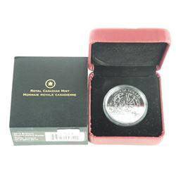 RCM 2013 - BU Silver Dollar. LE/C.O.A