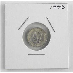 1945 NFLD Five Cents