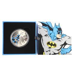 DC Comics .9999 Fine Silver $20.00 Coin 'The Dark Knight'