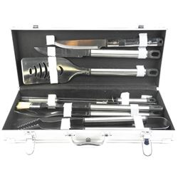 BBQ Tool Set with Case