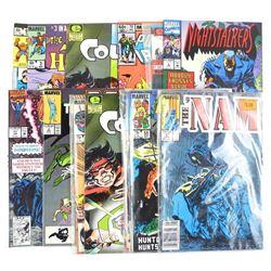 Estate Lot (14) Marvel Comics