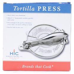 HIC Tortilla Press