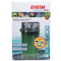 Eheim Classic 2215371 External Canister Filter wit