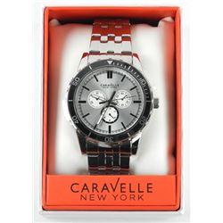 BULOVA - Caravelle New York Gents Watch. MSR 150.0
