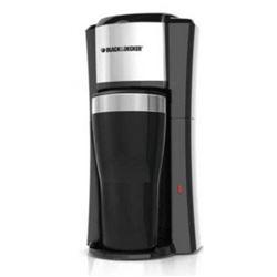 BLACK+DECKER Single Serve Coffee Maker- Includes O