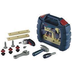 Theo Klein 8286 Bosch Toy Tool Set Case with Ixoli