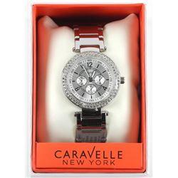 BULOVA - Caravelle New York Watch with Swarovski E
